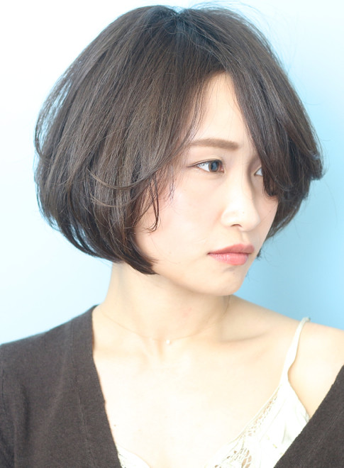 ボブ 40代 女優 髪型
