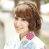 夏といえば!可愛い浴衣に似合う☆アップスタイルヘアアレンジ☆