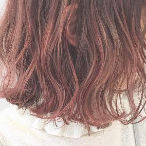 秋に気になる「ピンク系」ってどんなの??
