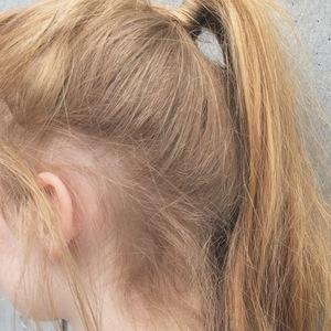 髪ゴム1本とピン2本だけ!超簡単1本結びポニーテールが可愛い♥