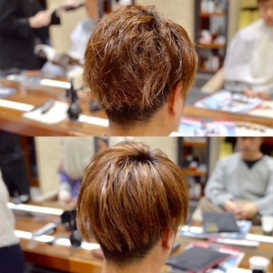 【ex 04 :くせ毛レベル7】10万分の1を大切にするからできる!ブリーチ毛の縮毛矯正