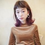 マンネリ卒業♥冬に映えるデザインヘアカラー×スタイリングテクニック