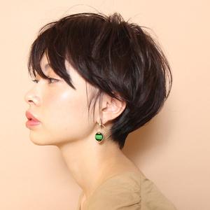 2018年大人女子におススメ!! 小坂笑子が提案する大人ベーシックショートヘア♥