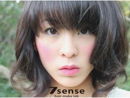 7sense hair make lab