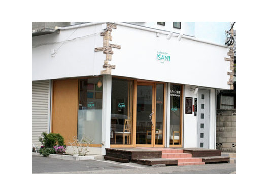 La.beaut'e ISAMI HAIR 芝店