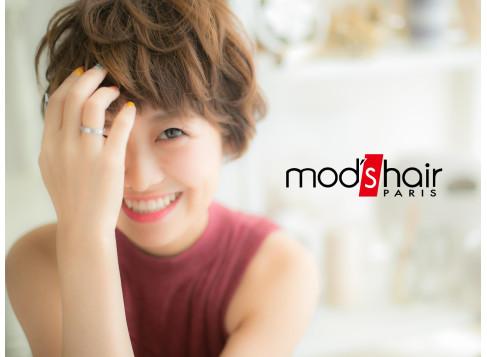 mod's hair 上尾店