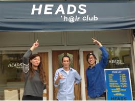 h@ir club HEADS