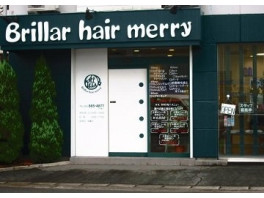 Brillar hair merry