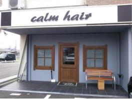 calm hair