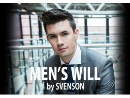 MEN'S WILL by SVENSON 京都スタジオ