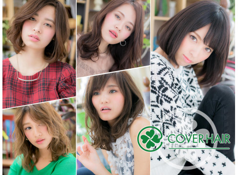 COVER HAIR bliss 北浦和店