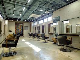 hair salon dot.plus 町田