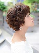 「ショート パーマ 強め」の髪型・ヘアスタイル・ヘアカタログ情報(145件)