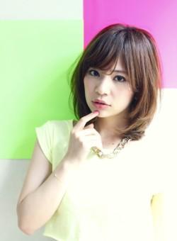 【DECO】大人可愛い美女子ミディ(髪型ミディアム)