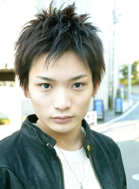 【DECO】スパイキーショート(髪型メンズ)