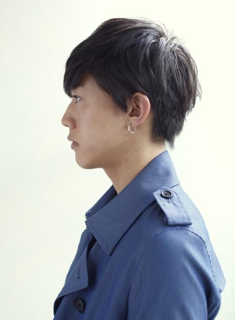 【DECO】耳出しさわやかショート(髪型メンズ)