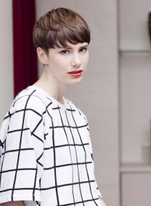 ツーブロック グラデーション・ショート(髪型ショートヘア)