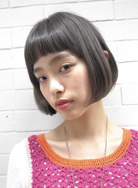 大人の綺麗なボブスタイル(髪型ボブ)