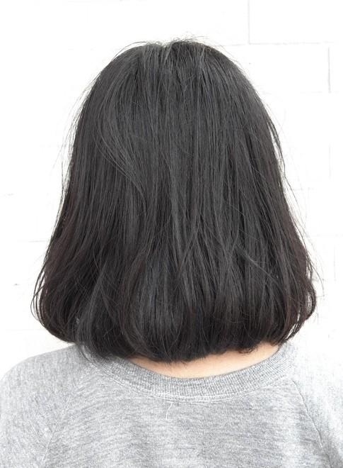 ヨンア風 大人ボブスタイル(髪型ミディアム)