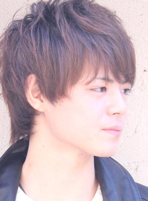 ショート メンズ かっこいい 髪型