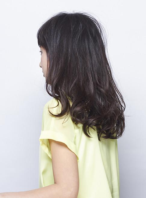 デジタルパーマの素敵なスタイル!(髪型ロング)