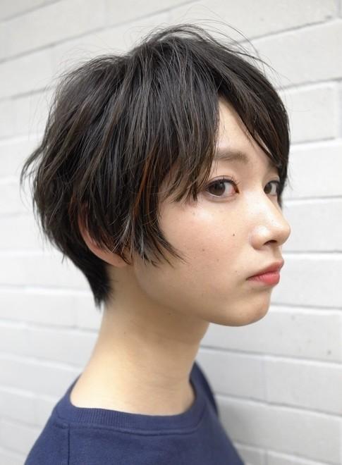 カットでキマる・大人ショートスタイル(髪型ショートヘア)