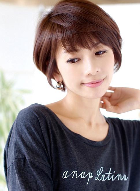 吉瀬美智子さん風ショート (髪型ショートヘア)