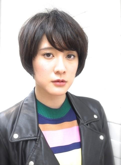 30☆40代の女性に人気のショートボブ!(髪型ショートヘア)