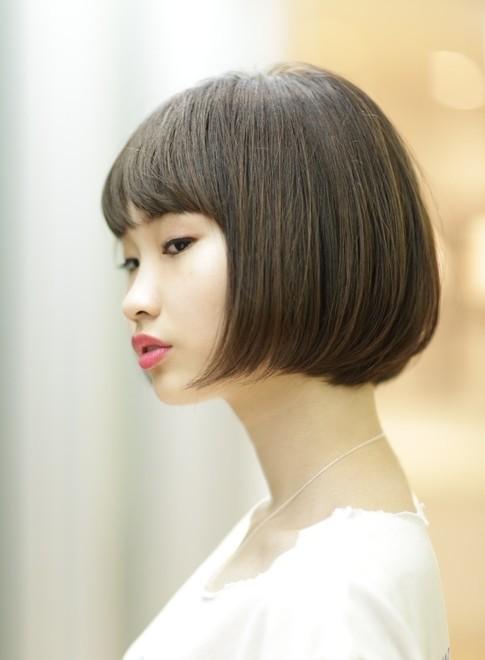 艶髪・美髪の大人ショートボブ!(髪型ショートヘア)