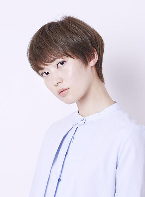 大人の美髪フォルム!ショート(髪型ショートヘア)