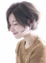 ☆大人の女性のショートボブxパーマ☆