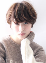 ☆大人可愛いショートヘアハイライト☆