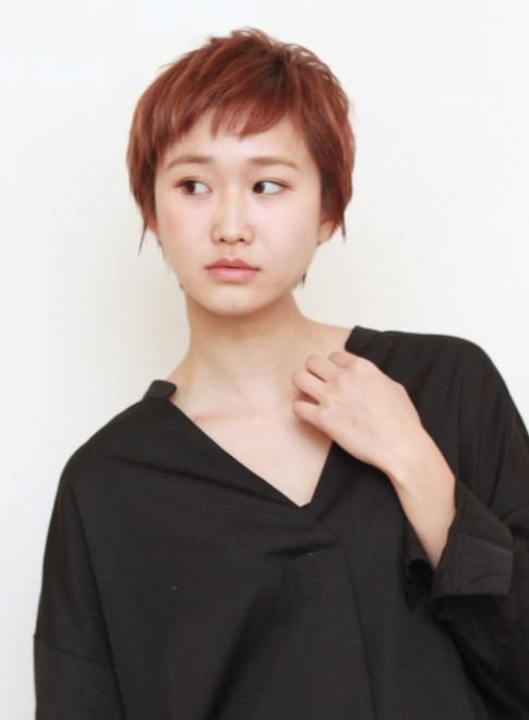 2017ssコンサバモードな大人ショート(髪型ショートヘア)