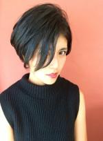 フォーマルショート(髪型ショートヘア)