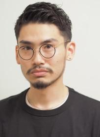 刈り上げグラデーションベリーショート(髪型メンズ)