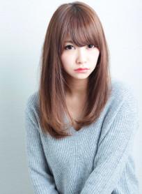 大人の愛されナチュラルモテ髪(髪型ロング)