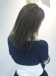 長谷川京子風大人可愛い切りっぱなしヘア