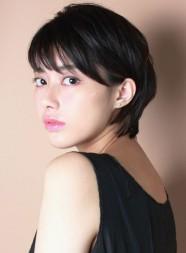 ☆大人の黒髪ショートヘア☆