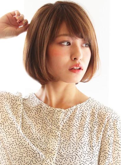 【30代40代】大人女性におススメボブ(髪型ボブ)
