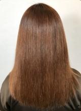 髪質改善ストレートパーマ