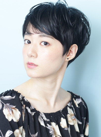 女性の魅力を引き出すショートヘアー☆(髪型ベリーショート)