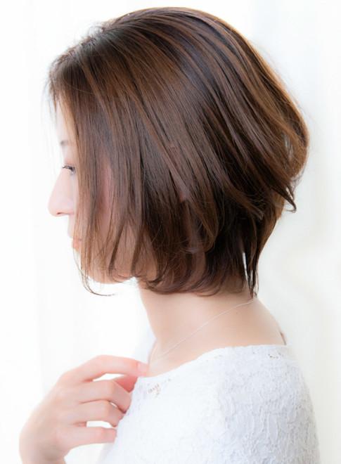 髪型女性50代