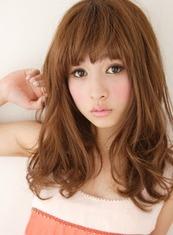 クロシェクロシェ(髪型ロング)