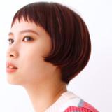 40代からの個性派ショートスタイル☆☆