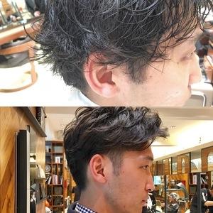 保存版。大人男子人気No.1スタイルの髪扱い説明書【ex 13 :くせ毛レベル5】