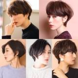 2018年のおすすめショートは、少しインパクトのあるスタイル☆