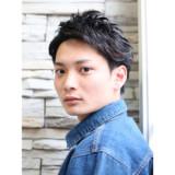 骨格・顔型も簡単カバー★大人男子にオススメのパーマスタイル!