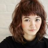 くせ毛を活用♪ニュアンスカールで色っぽヘア♥