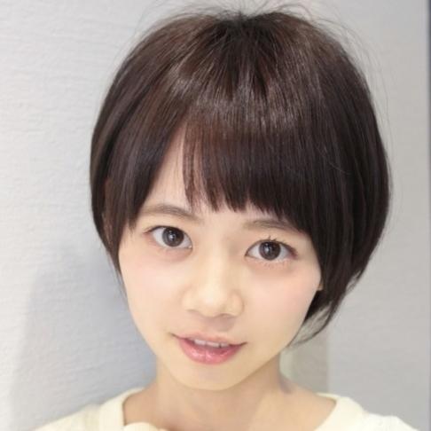 あえての黒髪がかわいい♪ナチュラル派におすすめのショートヘアまとめ♥