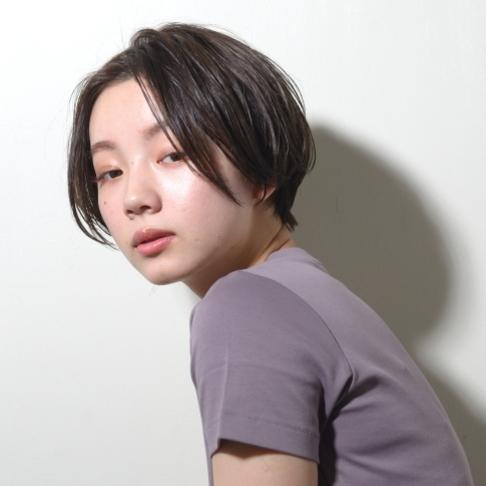 style change動画付き☆必見!!カットで大人ショートへ◎